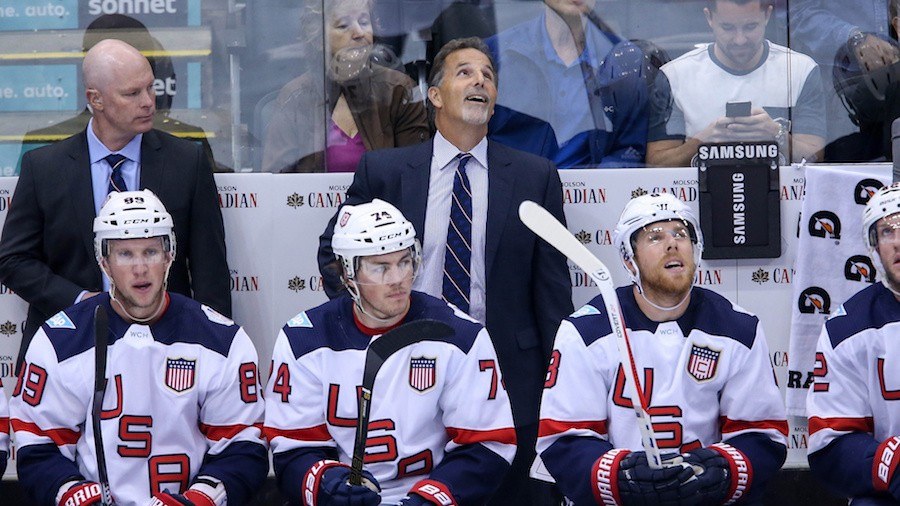 Tortorella, the Millennials, and a Rising Team Europe: Early World Cup Observations