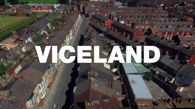 Sky Channel 153 - VICE