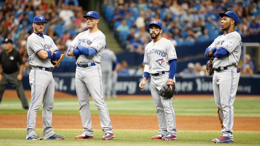 Blue Jays' September Slide Isn't the Only Reason They're Clinging to a Playoff Spot