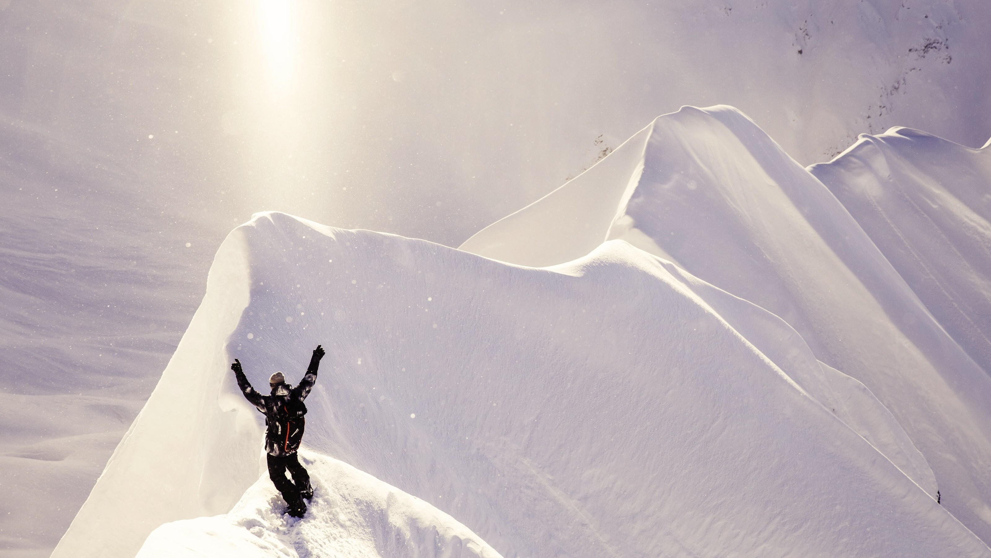 VICE Sports Q&A: Snowboarding Legend Travis Rice Talks About His New Movie 'The Fourth Phase'