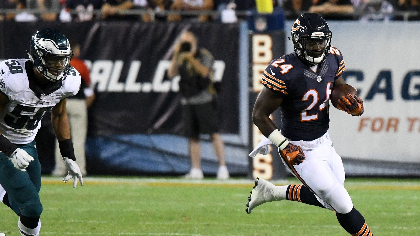 NFL Waiver Wire Workout: Week 4
