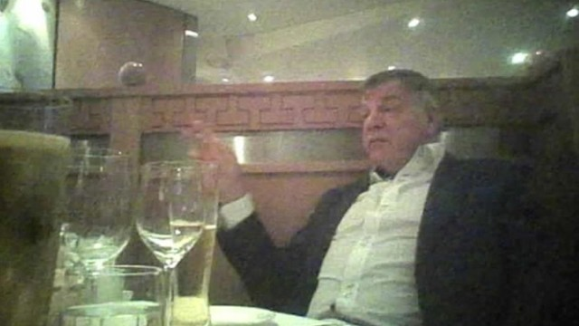 Reflections On The Sam Allardyce Scandal: Bowing Out With A Pint Of Wine