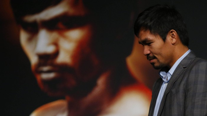 Manny Pacquiao, Admitted Drug User, Supports Anti-Drug Death Squads in the Philippines