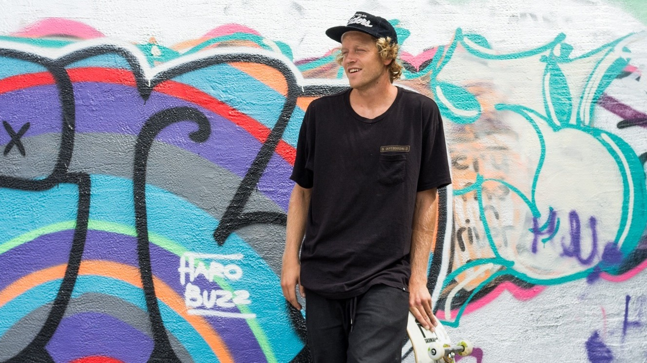 Another Way to Live: Wes Kremer on Winning Skateboarder of the Year and Blacking Out in Rome