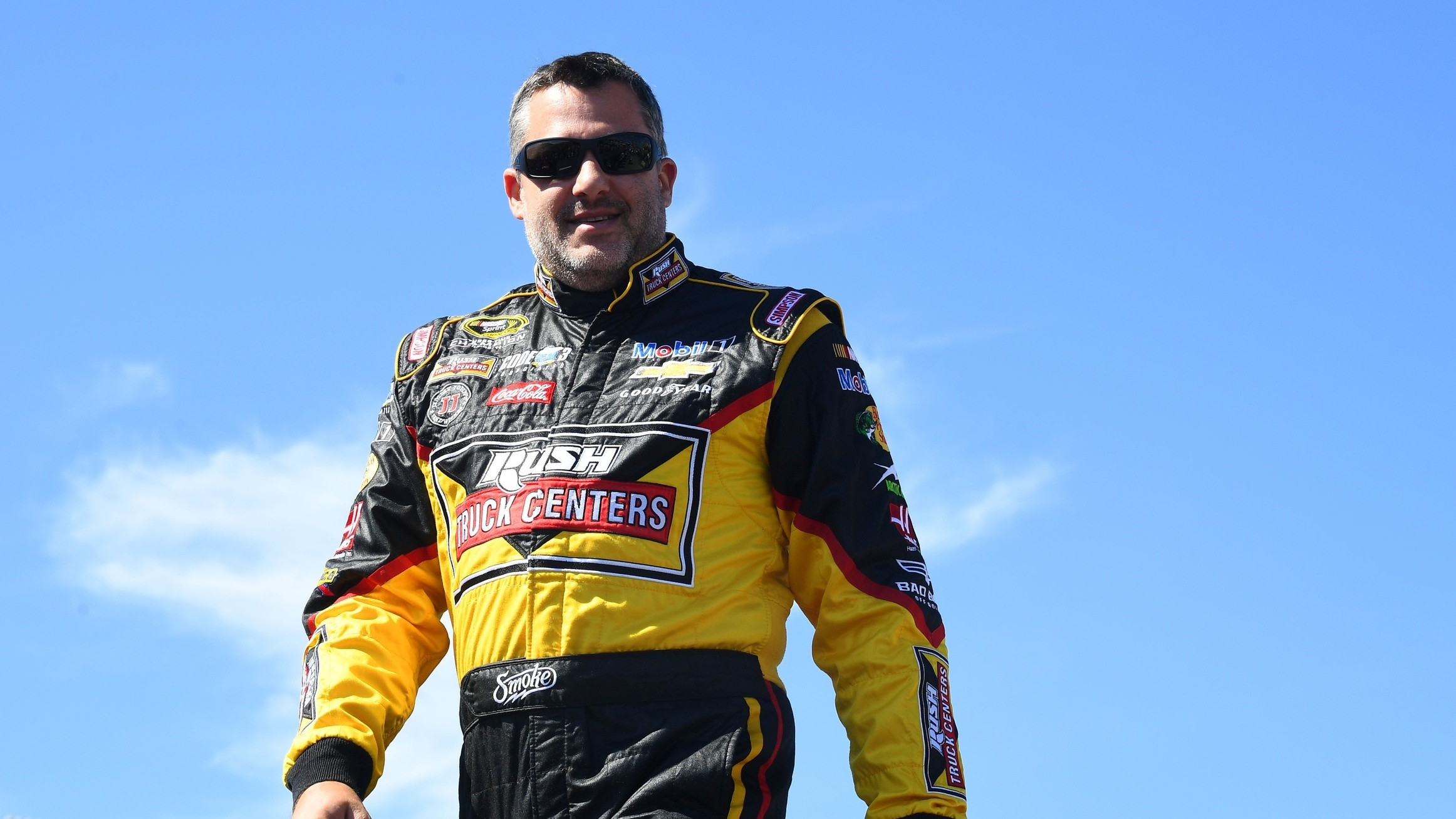 Tony Stewart Isn't Going to Stop Racing Anytime Soon