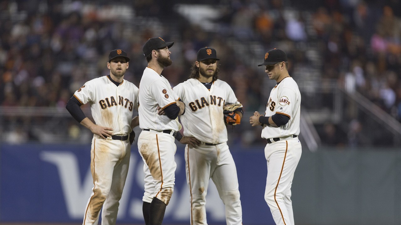 How the Giants Became Baseball's Most Boring Dynasty