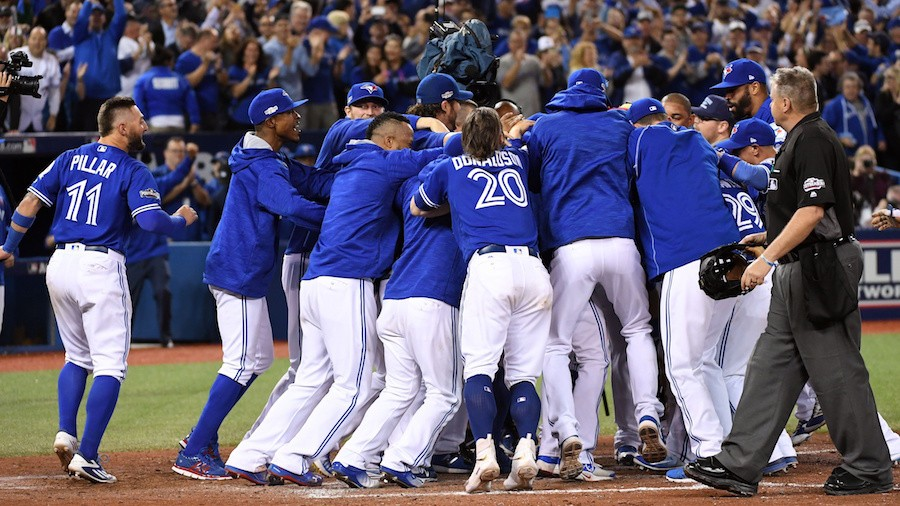 The Blue Jays Delivered Another Signature October Moment