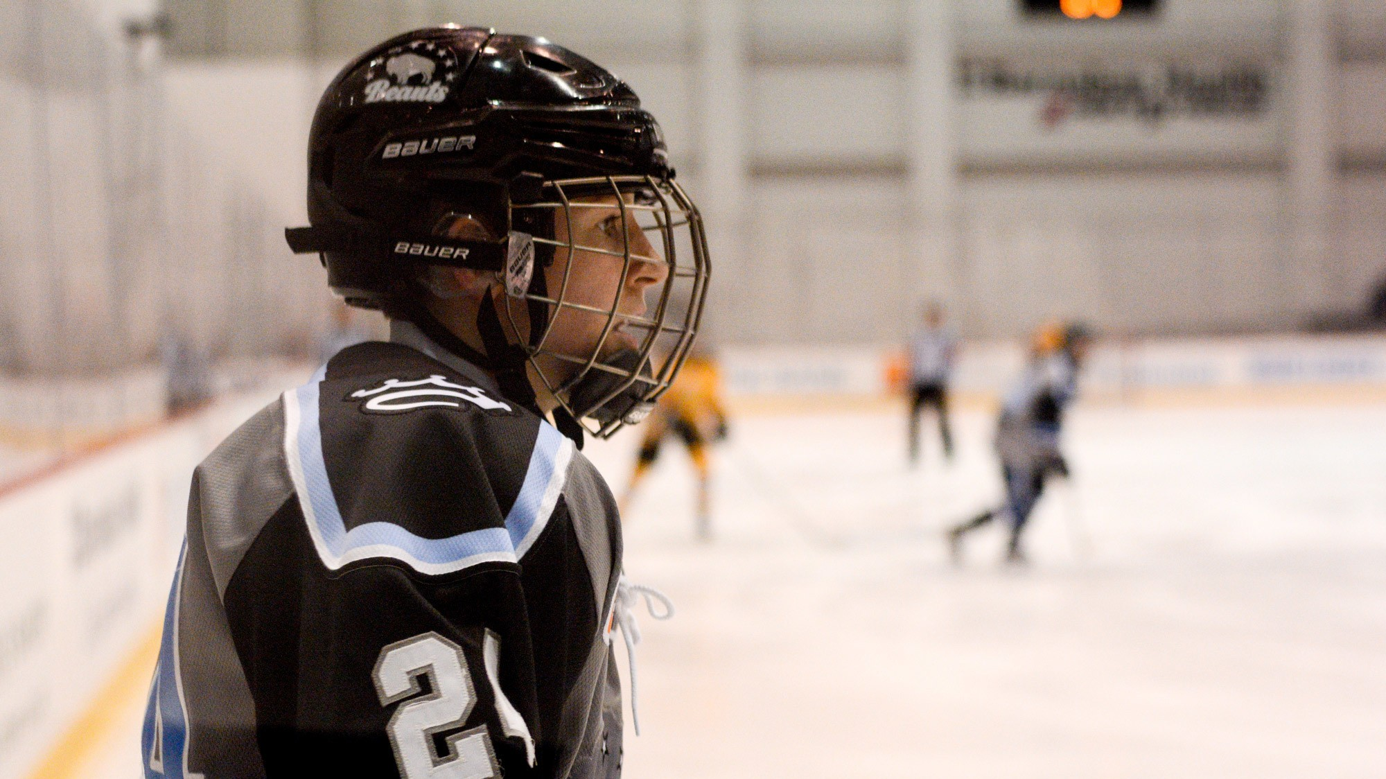 """I Wanted to Take the Mask Off"": Harrison Browne on Coming Out as a Transgender Man in the NWHL"