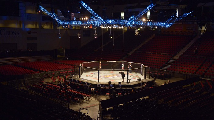 New Feeder Leagues Jockey to Be the UFC's NCAA