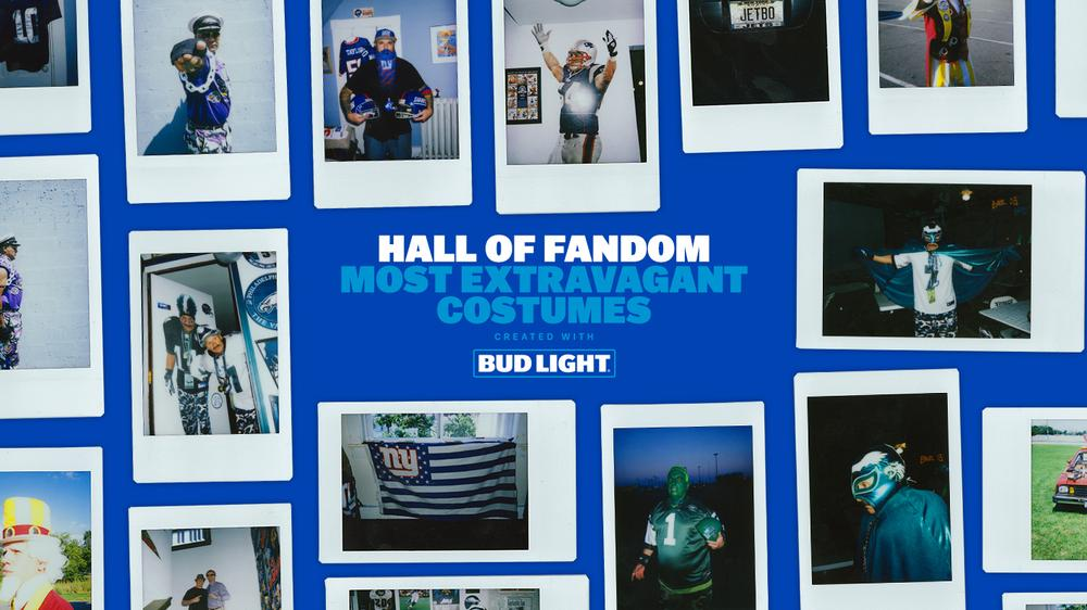HALL OF FANDOM: MOST EXTRAVAGANT COSTUMES