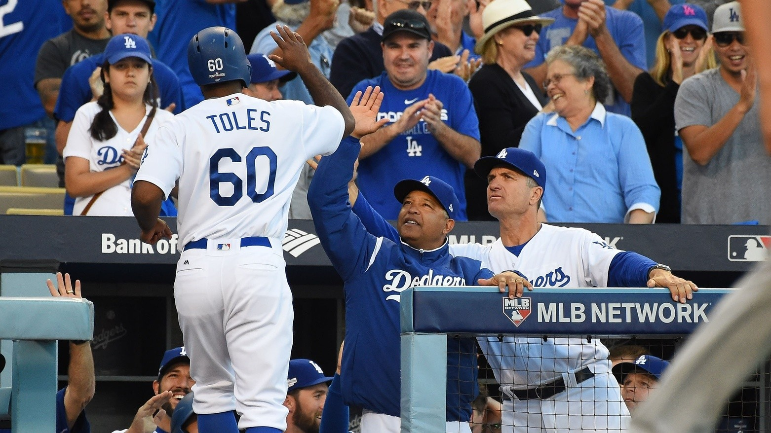 The L.A. Dodgers Are Still Alive Because The MLB Playoffs Are Different