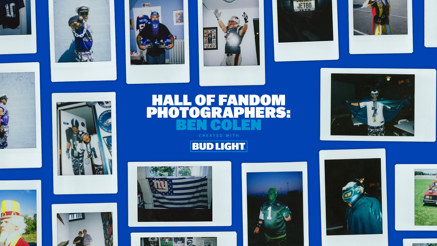 HALL OF FANDOM: BEN COLEN