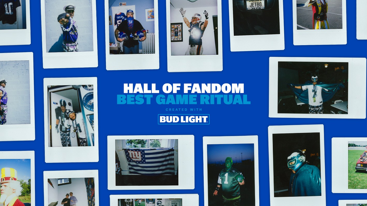 HALL OF FANDOM: BEST GAME RITUAL