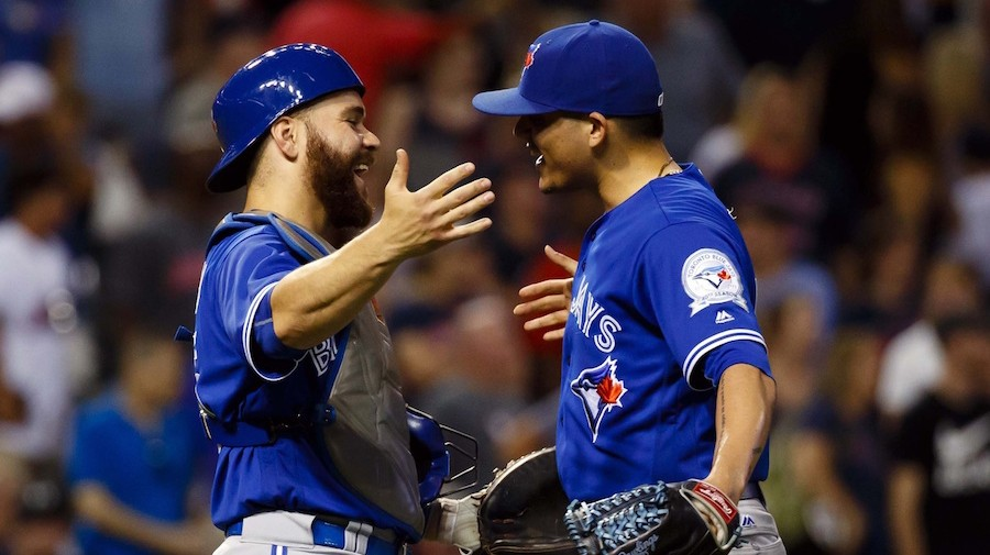 Playoff-Tested Russell Martin and the Red-Hot Blue Jays Are Having Fun