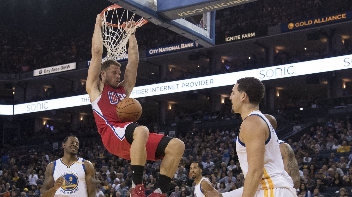 The Clippers Could Be an Obstacle for the Golden State Warriors