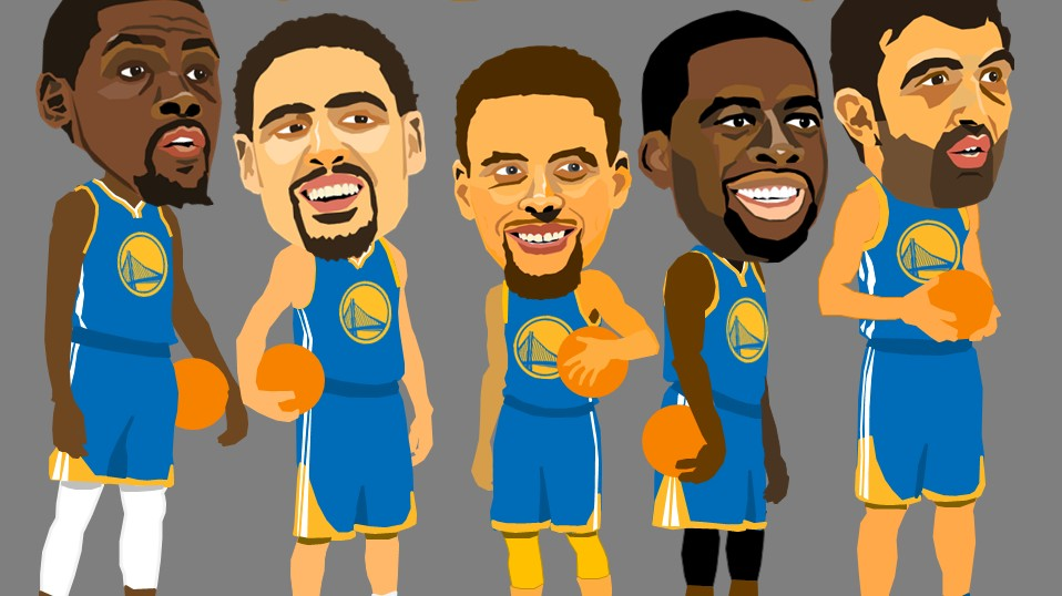We Did the Math: Not Even Alien Invasions Will Keep Golden State from 60 Wins