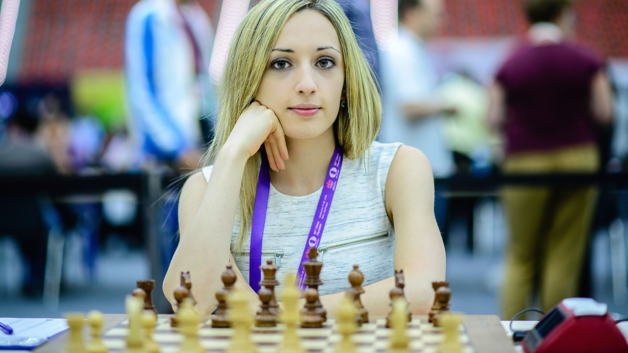 Why the U.S. Women's Chess Champion Refuses to Play in Iran