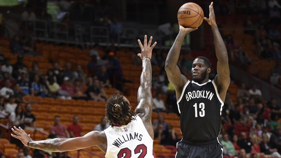 Anthony Bennett Is Trying to Have Fun Playing Basketball Again