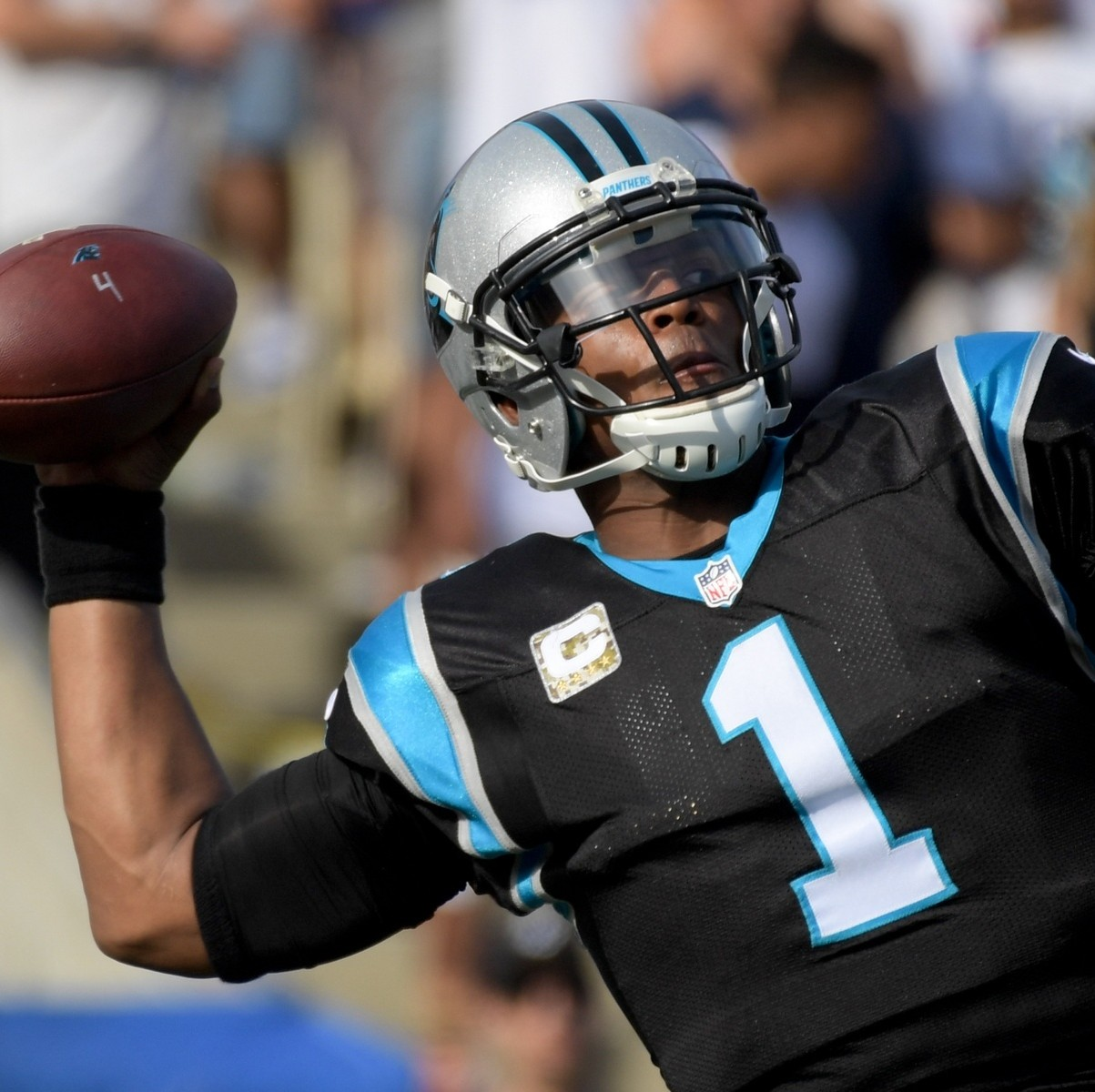 sports carolina panthers article