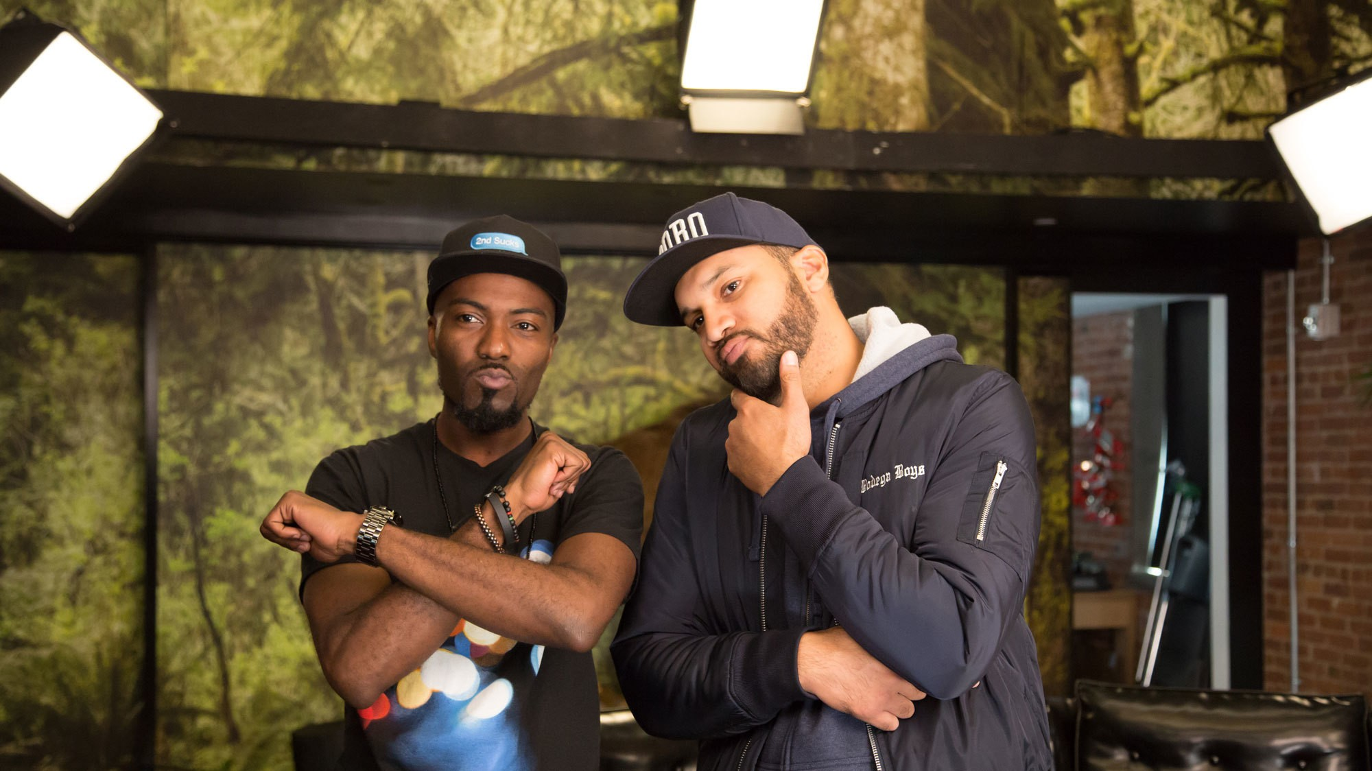 Desus and Mero on the Knicks, LeBron's Trolling, and More: COOKIES 31