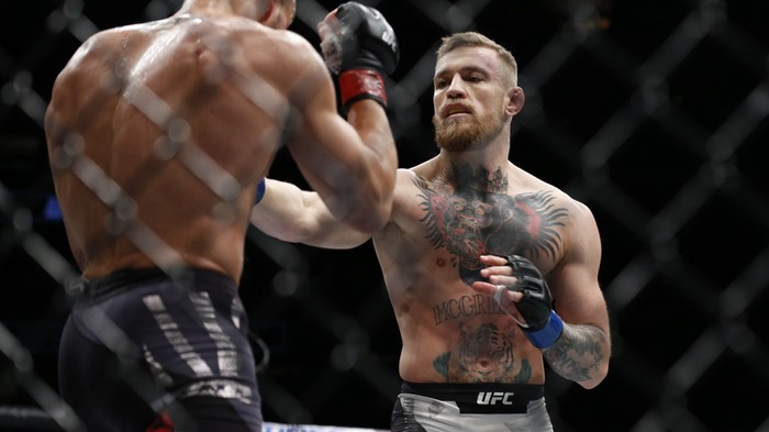 How Conor McGregor Killed Another King