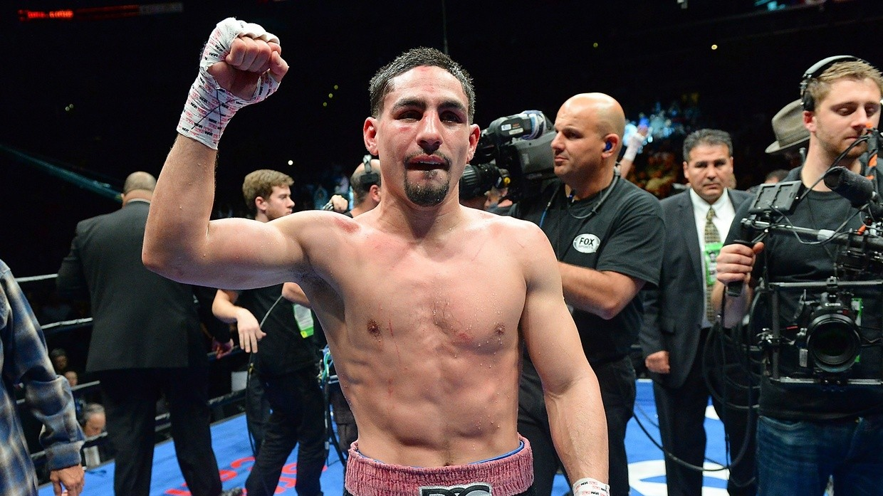 Danny Garcia Is Ready To Make Some Noise As A Welterweight