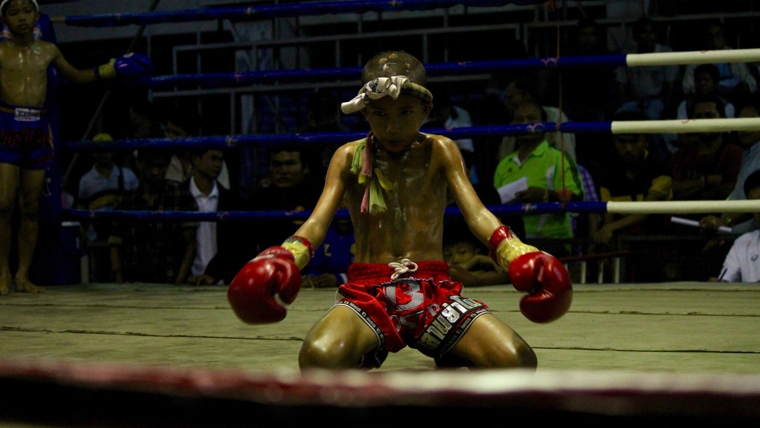 Muay Thai Is Not Completely Back in Business Since the Death of Thailand's King