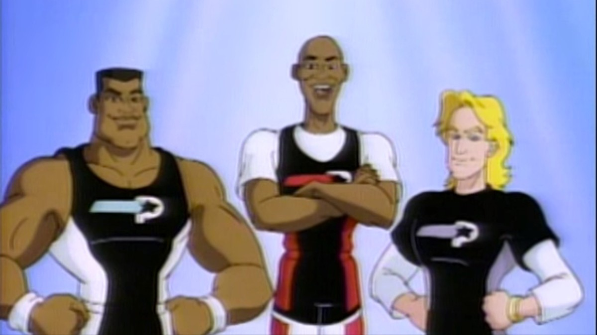 Throwback Thursday: The Ridiculous Saturday Morning Cartoon Starring Jordan, Gretzky, and Bo