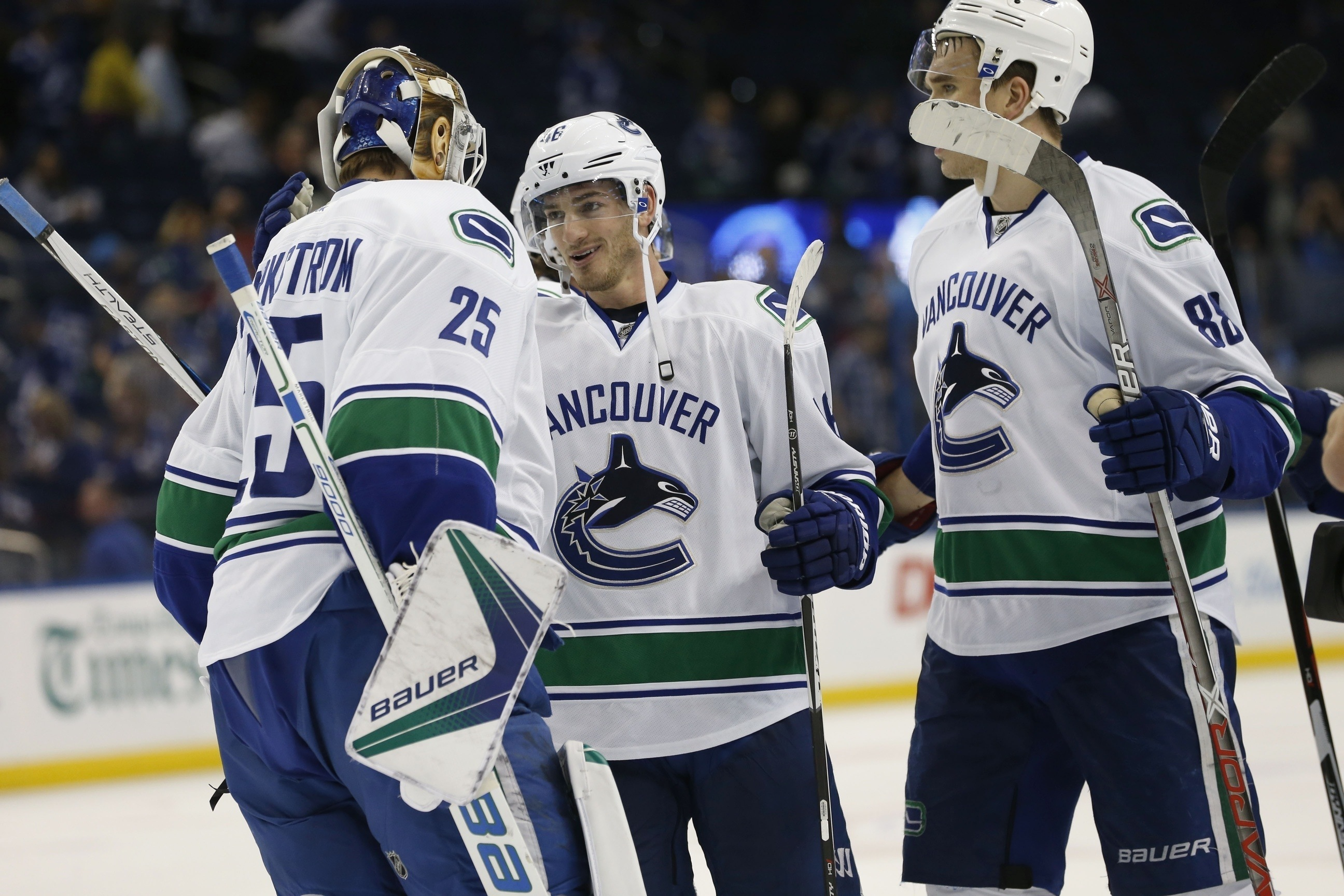 Down Goes Brown Grab Bag: Cool Kids, Retaliation Fights, And Non-Rebuilding Canucks