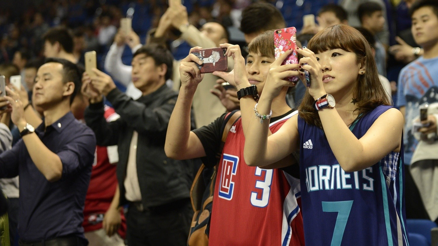 "Meet the Play-by-Play ""Announcers"" Live-Texting NBA Games to Millions of Fans in China"