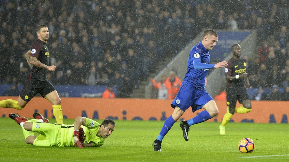 Six Strange Months in the Life of Jamie Vardy
