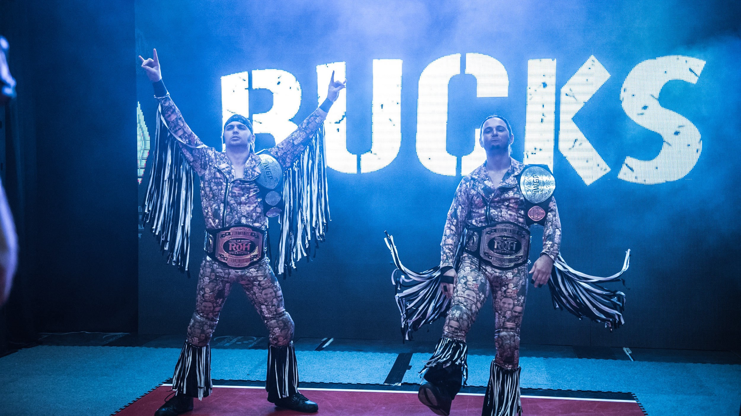 Party Next Door: How the Young Bucks Revolutionized Professional Wrestling