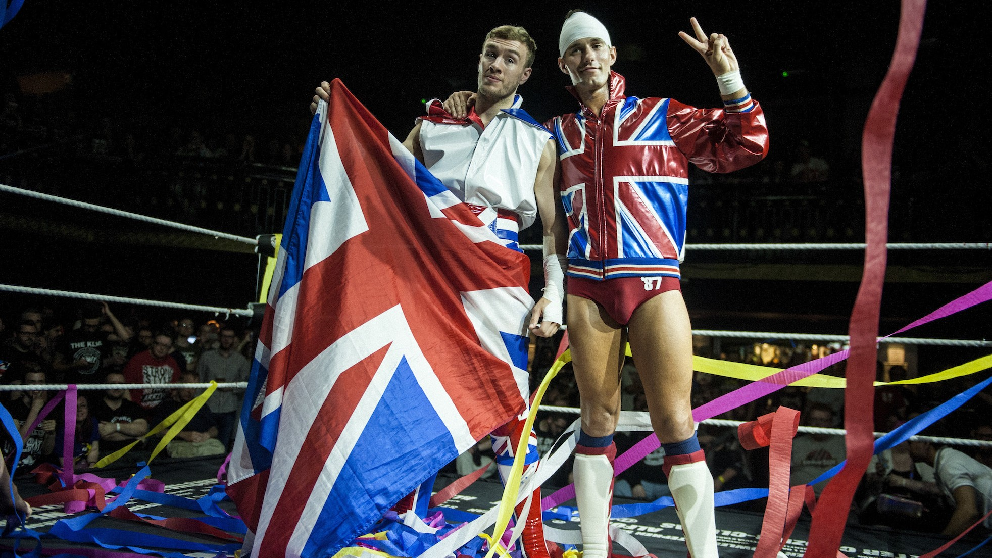​From London to Los Angeles: How British Wrestling is Taking On the World