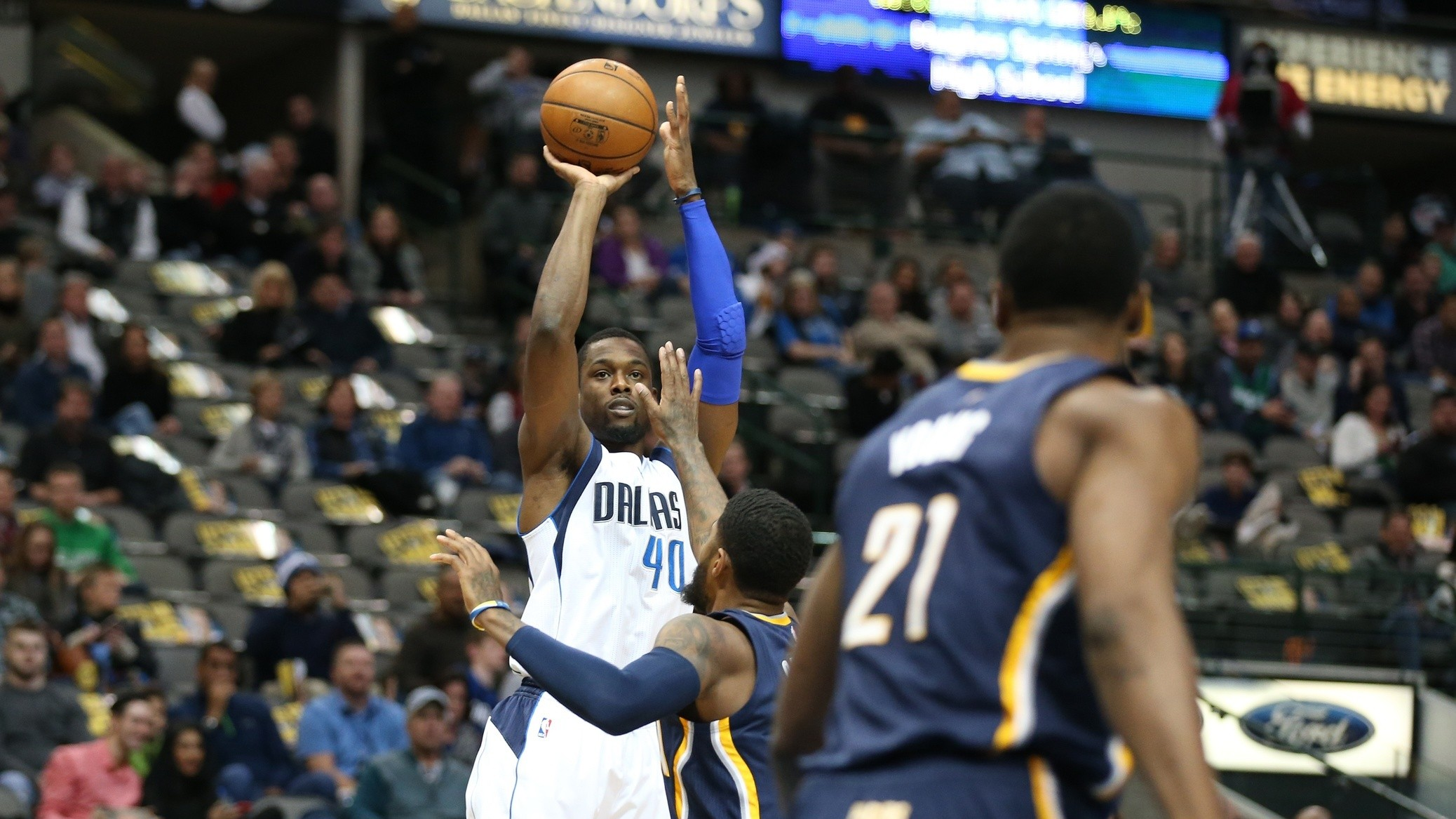 Harrison Barnes on Free Agency, the Olympics, and Playing with the Mavs