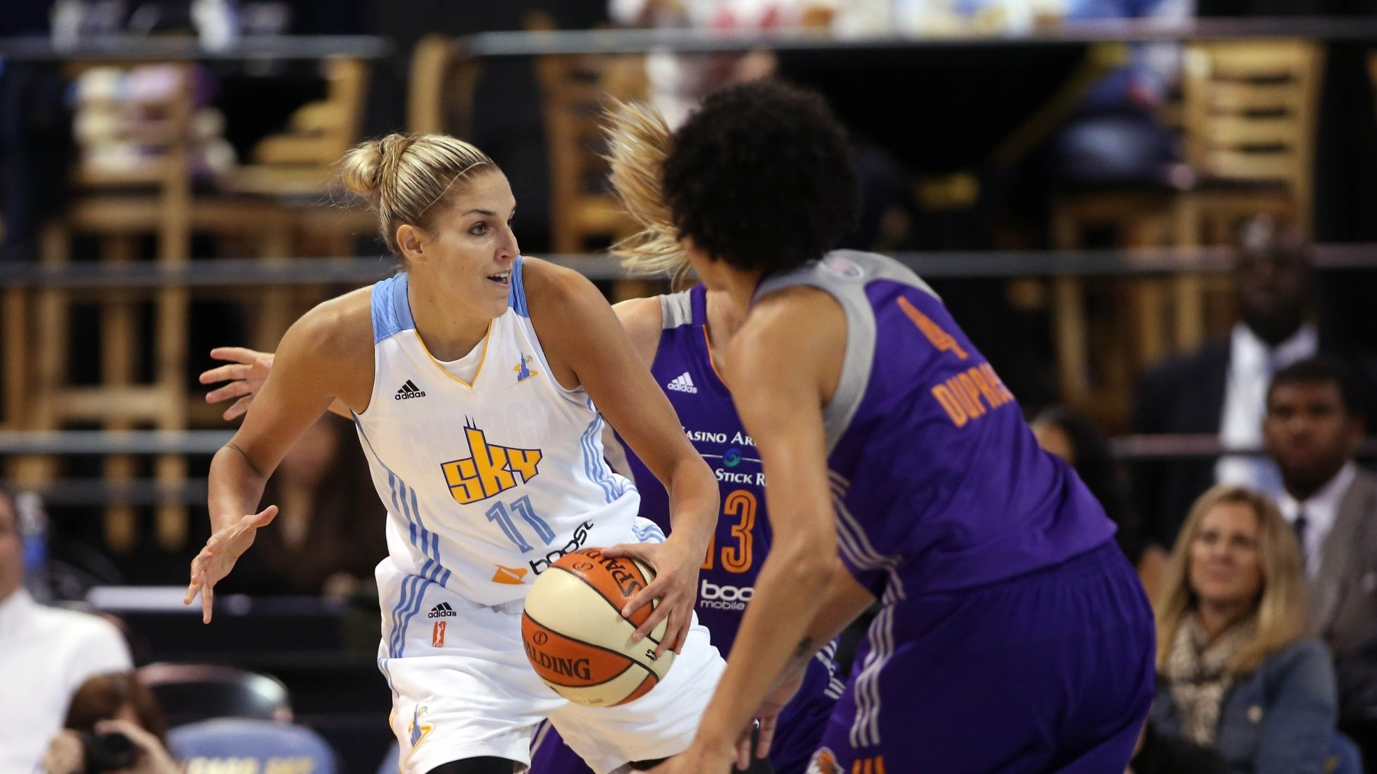 Elena Delle Donne Says She's Ready to Move—and to Sit Out 2017 if Necessary