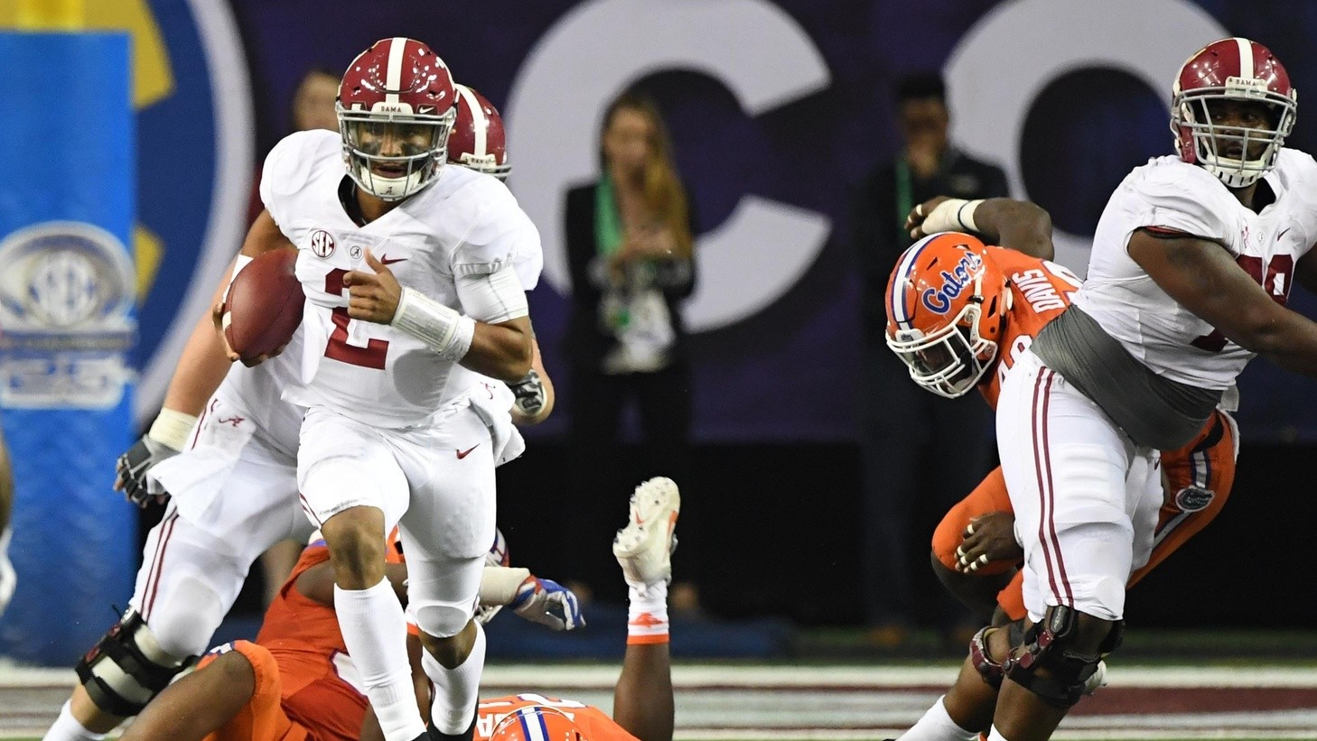 2016 Was College Football's Year of the Running Quarterback