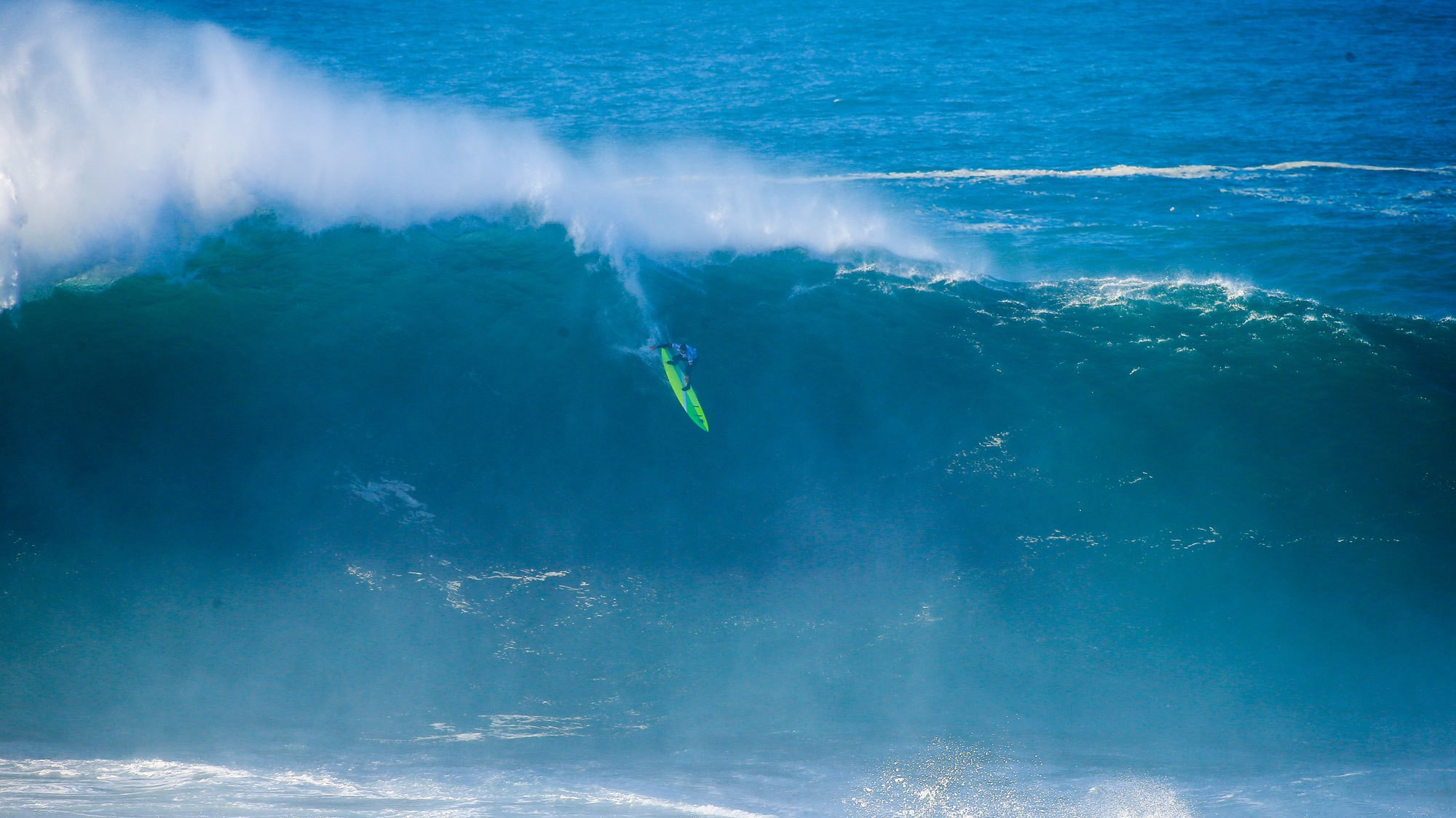 Is Portugal's Monster Wave Now Legit in the Eyes of Surfing's Elite?