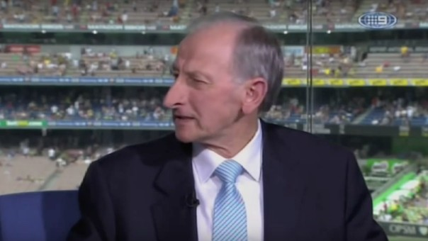 Got Him, Gone, Yes: Bill Lawry Is Back In The Commentary Box