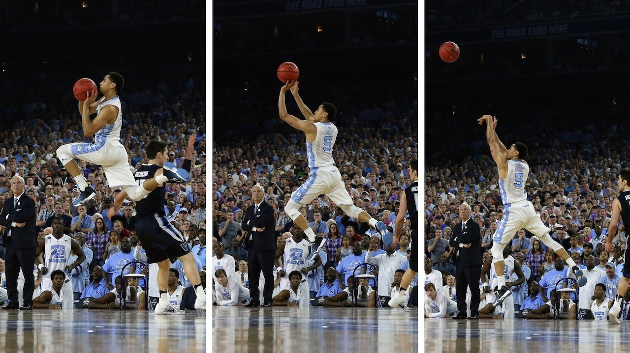 Marcus Paige Hit the Shot of the Year and It Didn't Matter