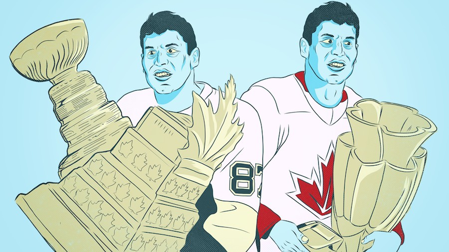 Sidney Crosby's Brilliance Was the Hockey Story of 2016