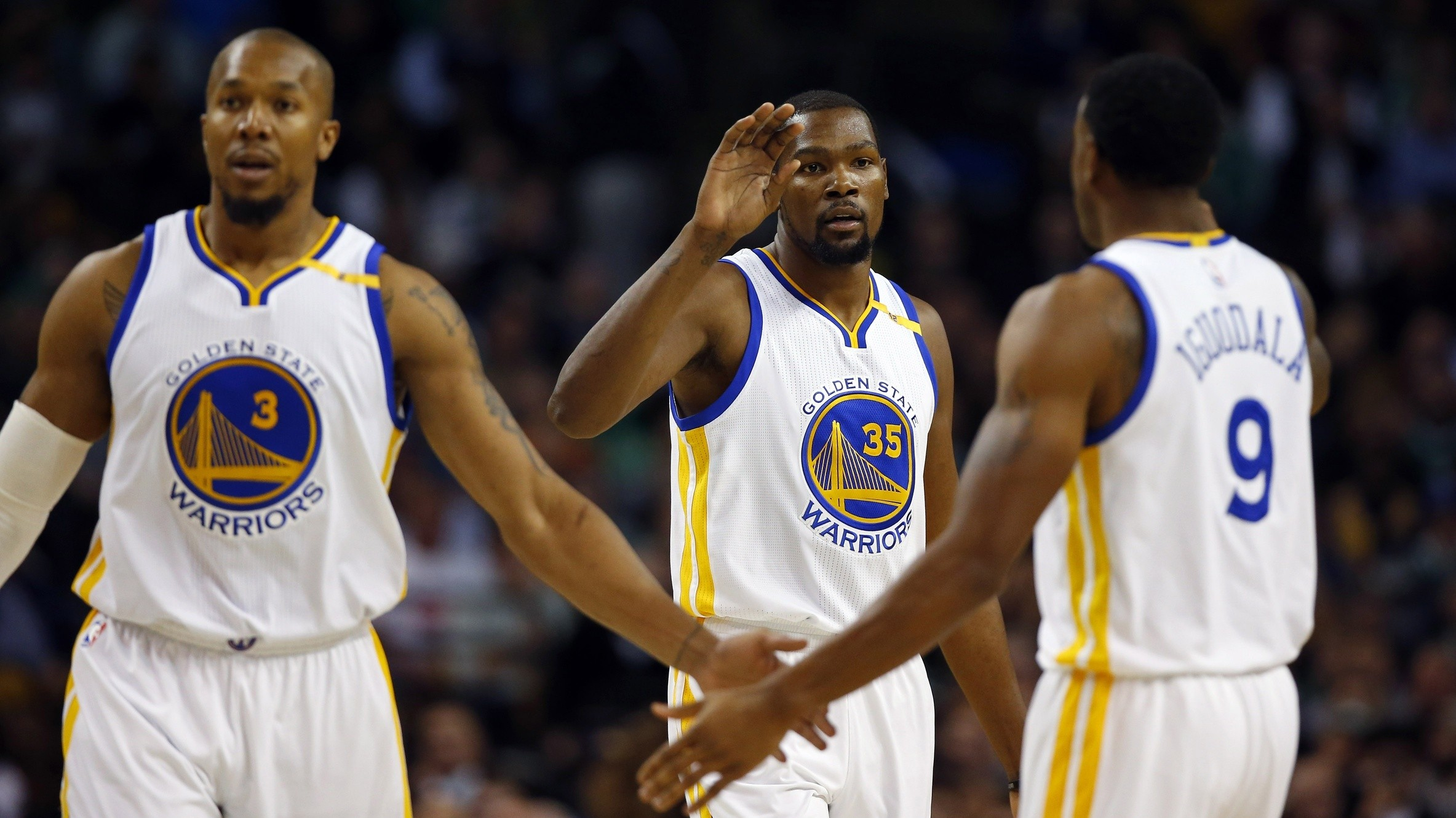 Golden State's Bench Is Old, Shallow, And Still Pretty Good
