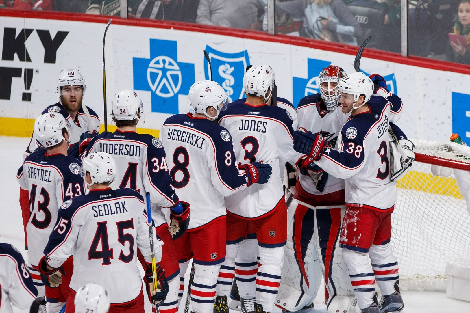 The Columbus Blue Jackets' Win Streak is Enough to Give You ...