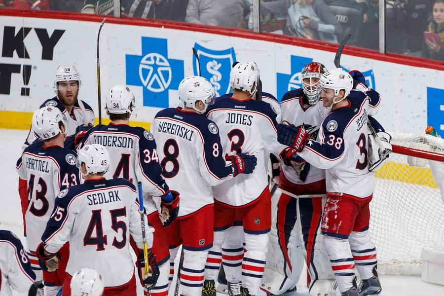 The Columbus Blue Jackets&39 Win Streak is Enough to Give You