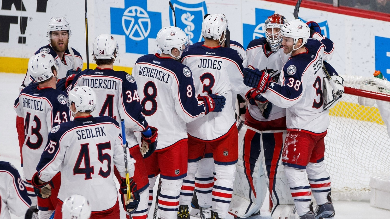 ​The Columbus Blue Jackets' Win Streak is Enough to Give You Whiplash