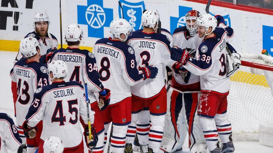 Columbus Blue Jackets Hockey Team - Best Jacket 2017