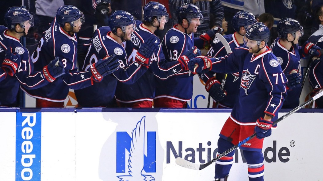 The Blue Jackets, Somehow, Are One Win Away from Mario's Penguins ...