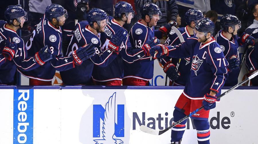 The Blue Jackets Somehow Are One Win Away from Mario&39s Penguins