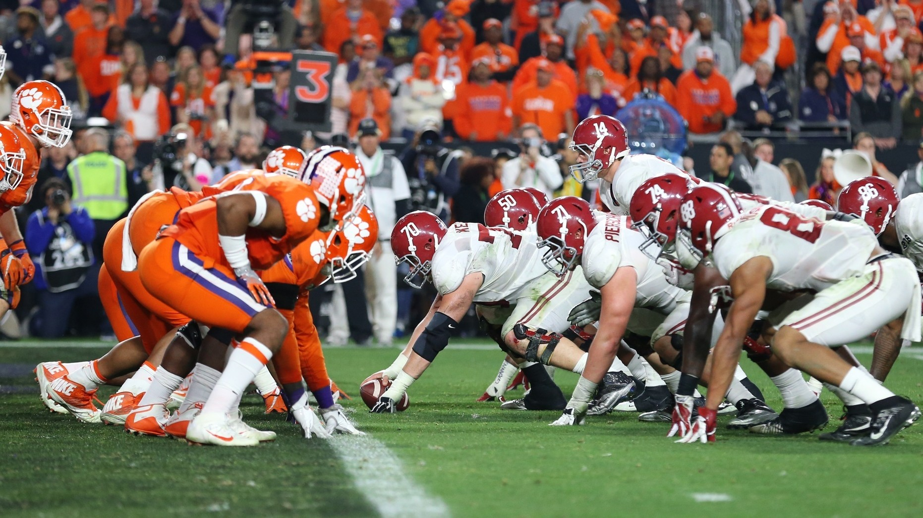 Clemson Is College Football's Best Hope To Defeat Alabama