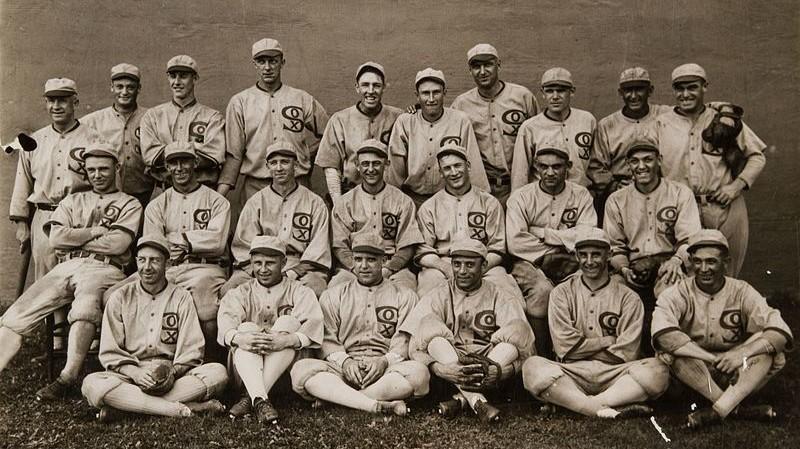 Throwback Thursday: The Other Black Sox Baseball Gambling Scandal