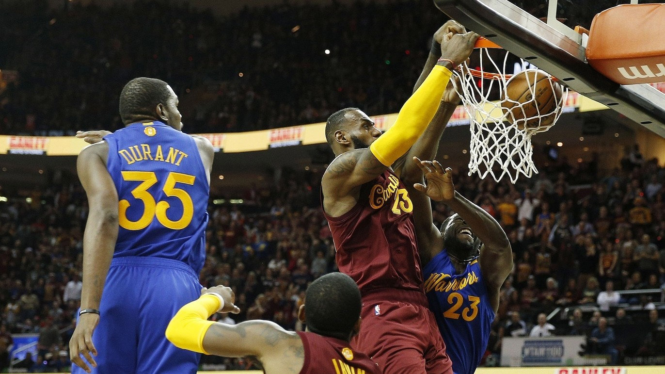 How The Cavs Give The Warriors Fits: Adam Mares' NBA Wraparound